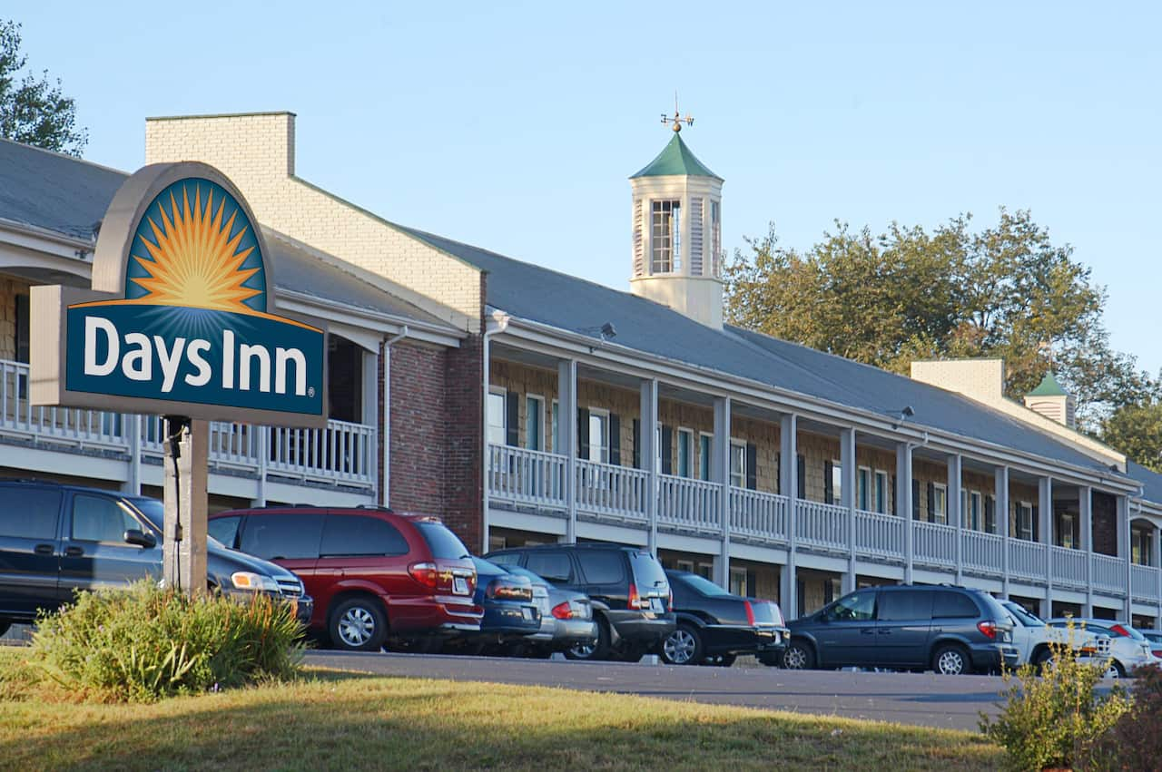 Days Inn Concord in Concord, New Hampshire