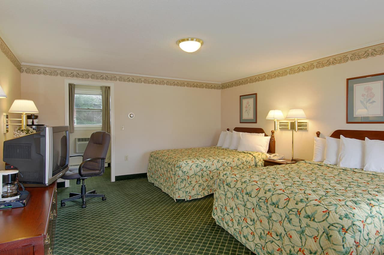 at the Days Inn Concord in Concord, New Hampshire