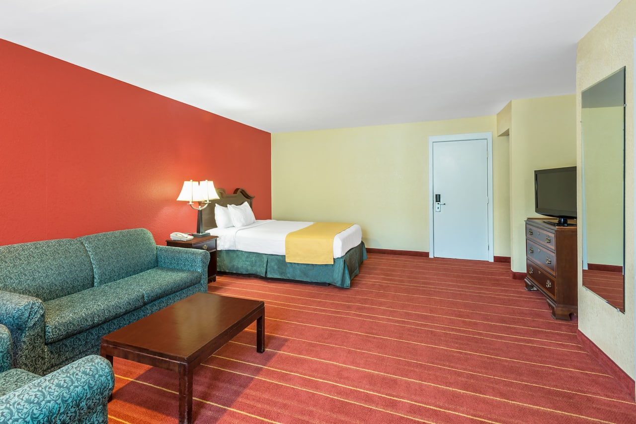 at the Days Inn Lebanon/Hanover in Lebanon, New Hampshire