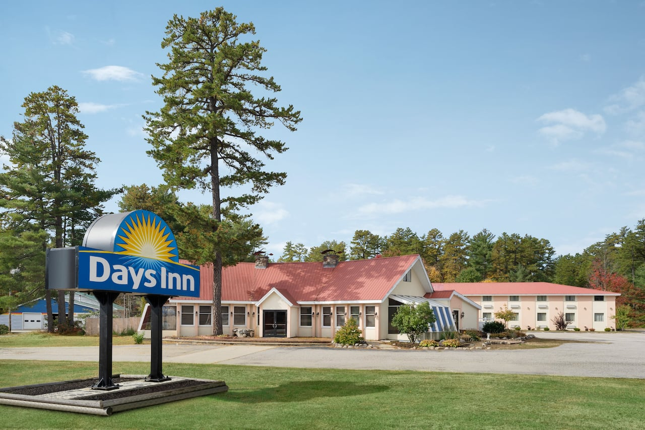 Days Inn Tamworth in  Tamworth,  New Hampshire