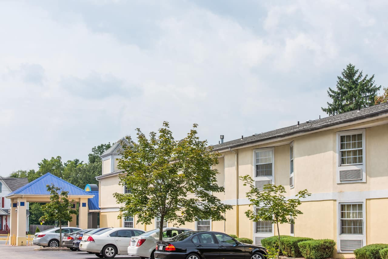 Days Inn Berlin Voorhees in Wrightstown, New Jersey