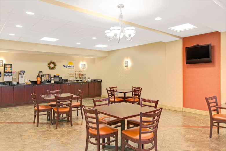 Property Amenity At Days Inn Bordentown In New Jersey