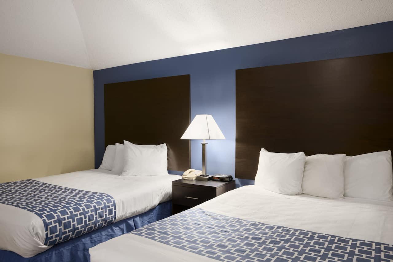 at the Days Inn & Suites Cherry Hill - Philadelphia in Cherry Hill, New Jersey