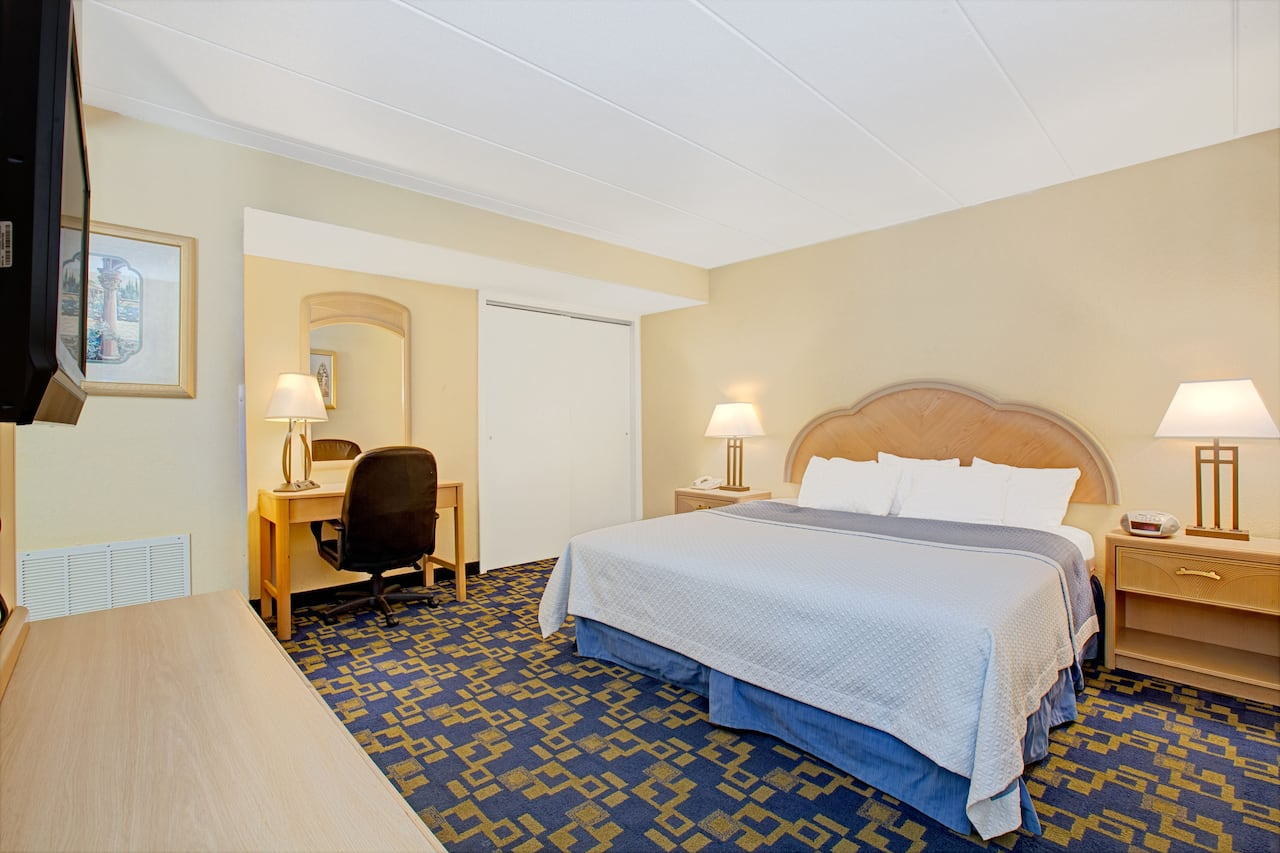 at the Days Inn East Windsor/Hightstown in East Windsor, New Jersey