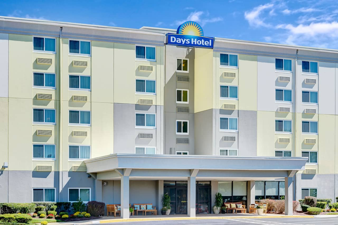 Days Hotel Egg Harbor Township-Pleasantville-Atlantic City in Atlantic City, New Jersey