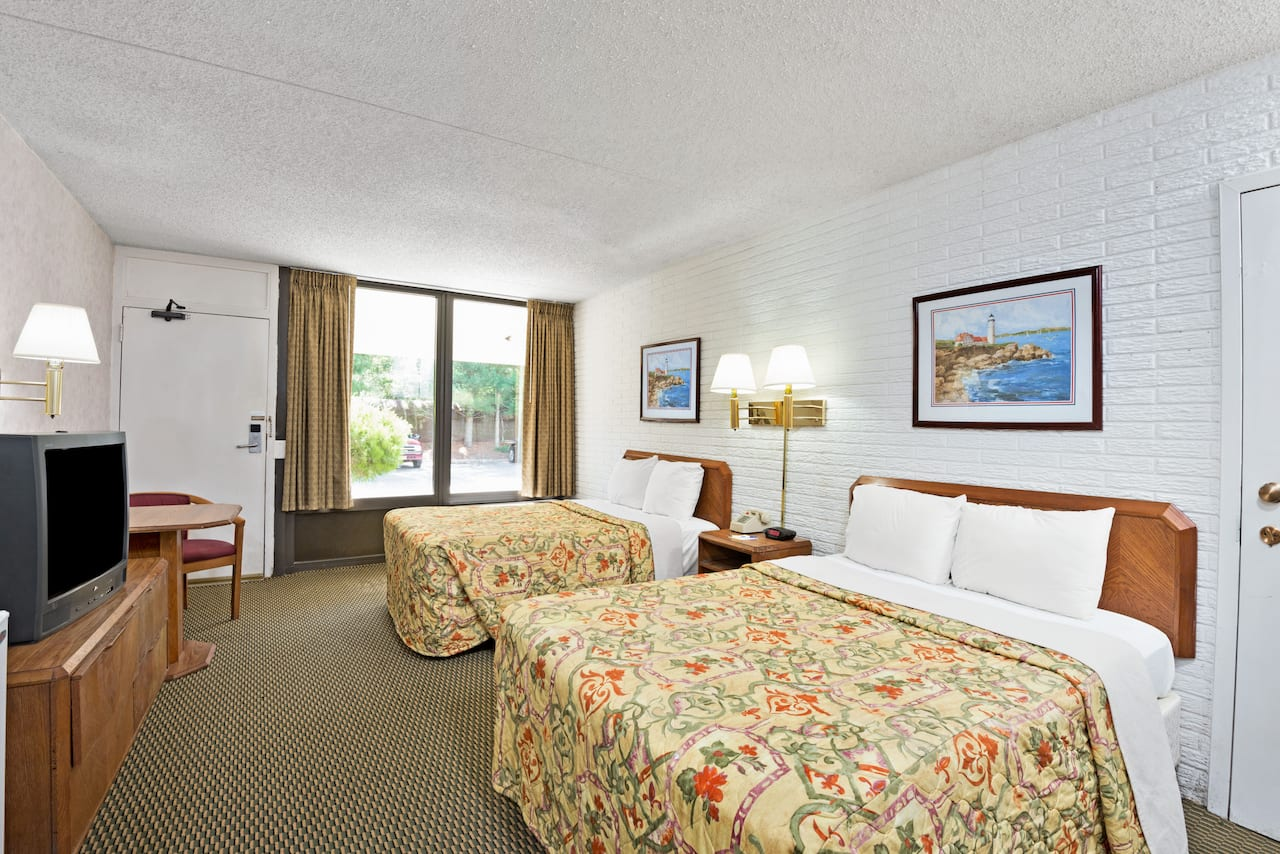 at the Days Inn Absecon-Atlantic City in Galloway, New Jersey