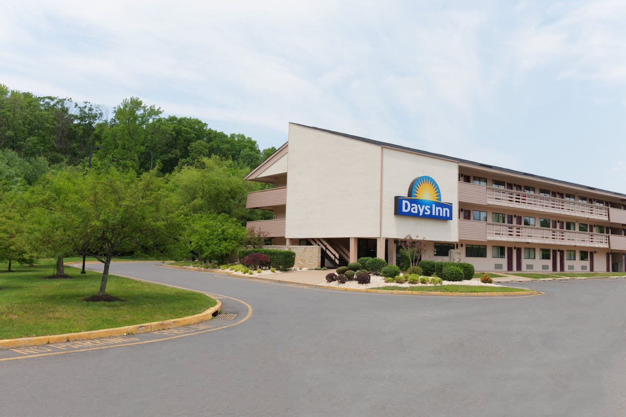Days Inn Monmouth Junction Princeton in New Brunswick, New Jersey