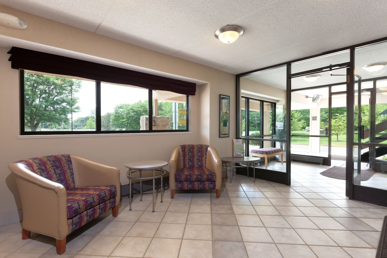 at the Days Inn Monmouth Junction Princeton in Monmouth Junction, New Jersey