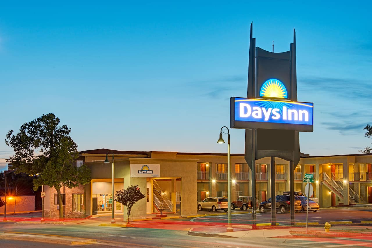 Days Inn Albuquerque Downtown in  Albuquerque,  New Mexico