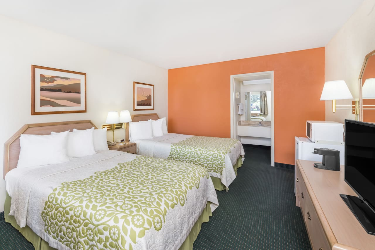 at the Days Inn Deming in Deming, New Mexico