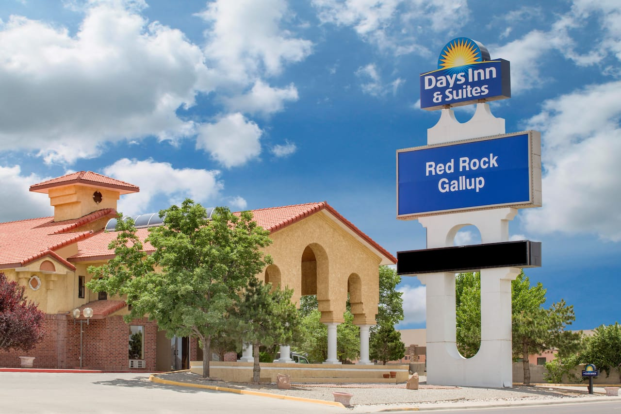 Days Inn & Suites Red Rock-Gallup in Gallup, New Mexico