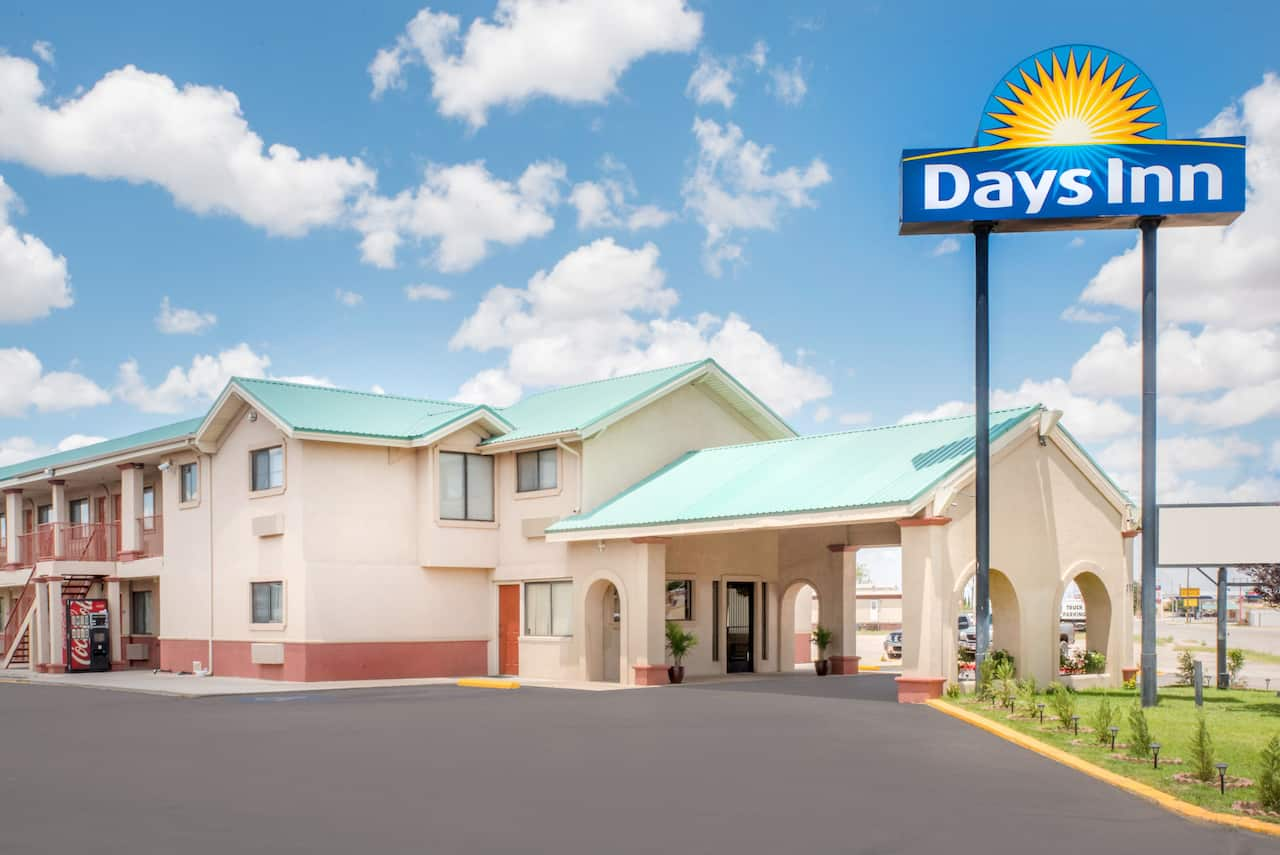 at the Days Inn Hobbs in Hobbs, New Mexico