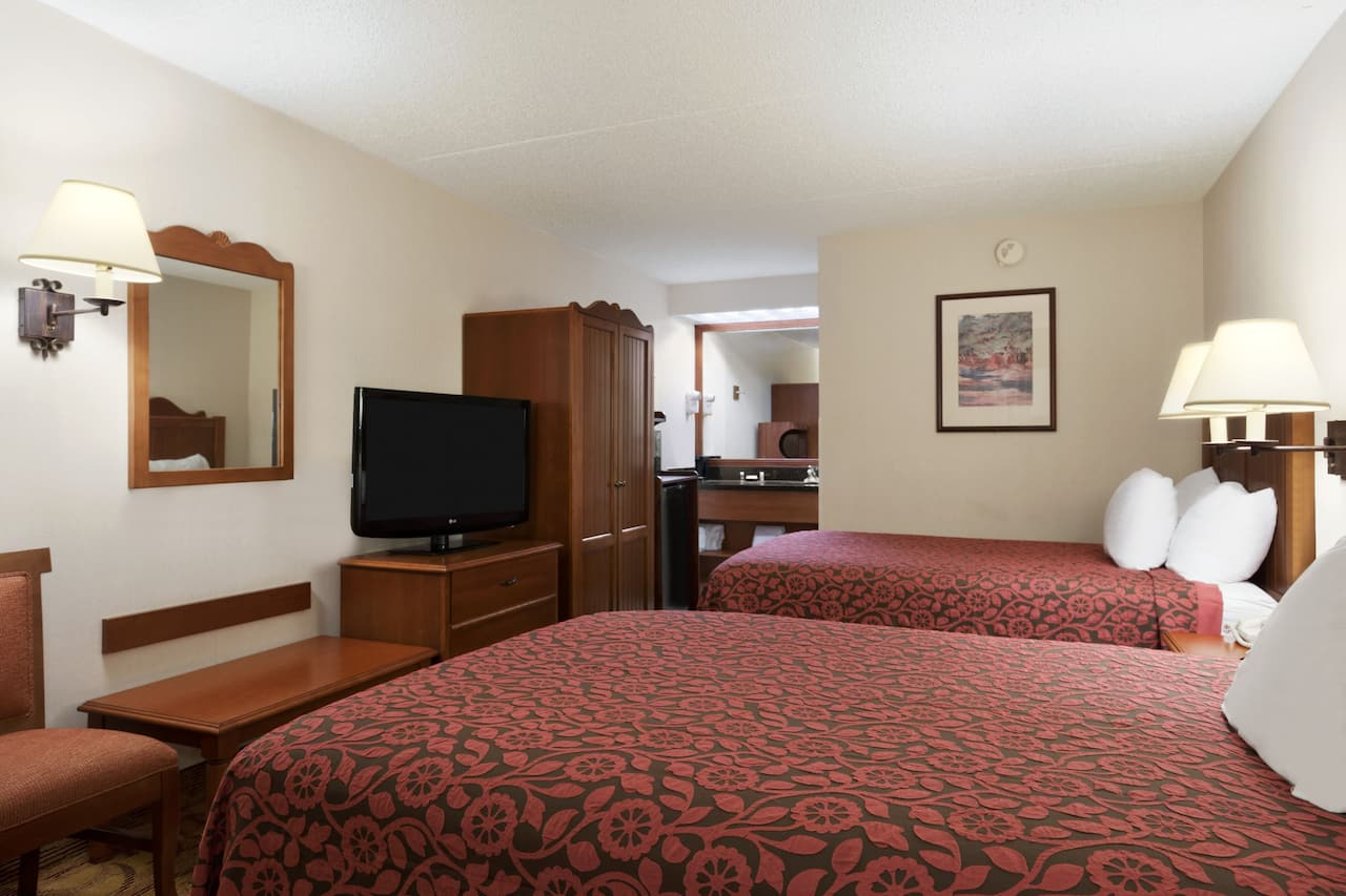 at the Days Inn Las Cruces in Las Cruces, New Mexico
