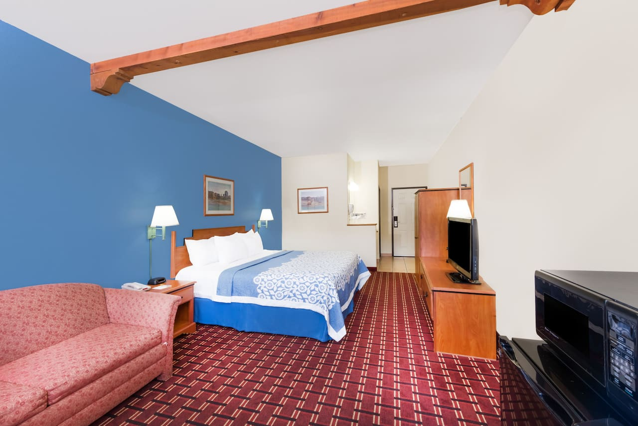 at the Days Inn & Suites Lordsburg in Lordsburg, New Mexico