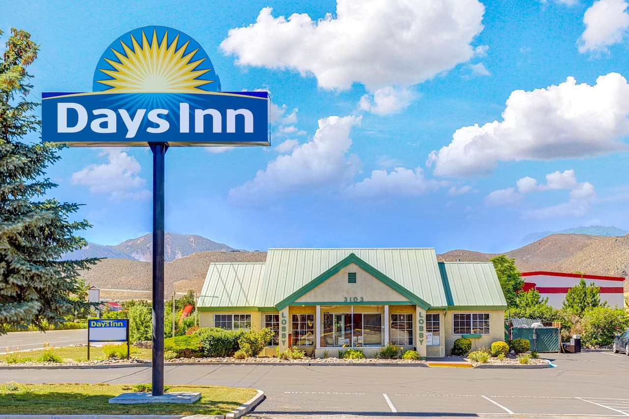 Days Inn Carson City in South Lake Tahoe, California