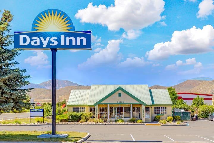 Days Inn By Wyndham Carson City Carson City Nv Hotels