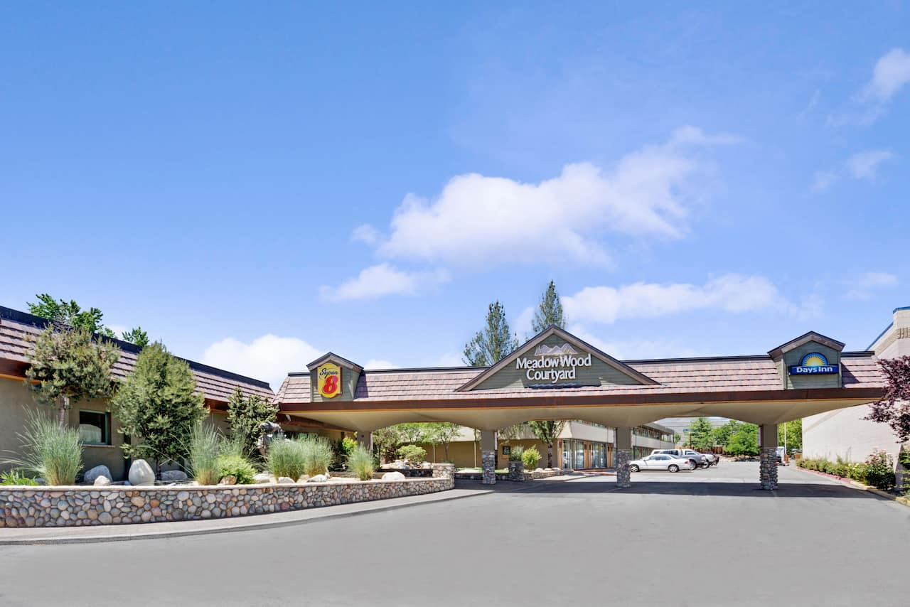 Days Inn Reno South in Placer, California