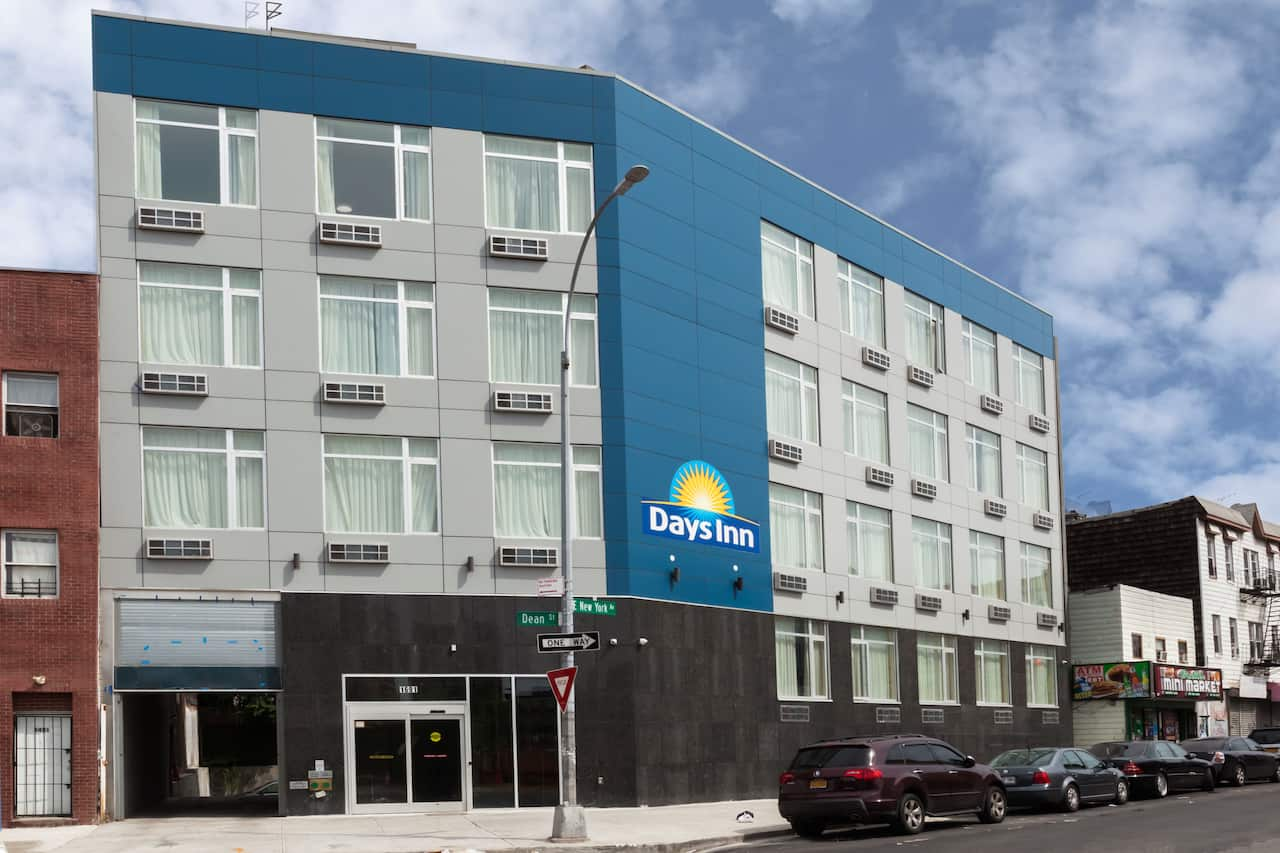 Days Inn Brooklyn Crown Heights in Long Island City, New York
