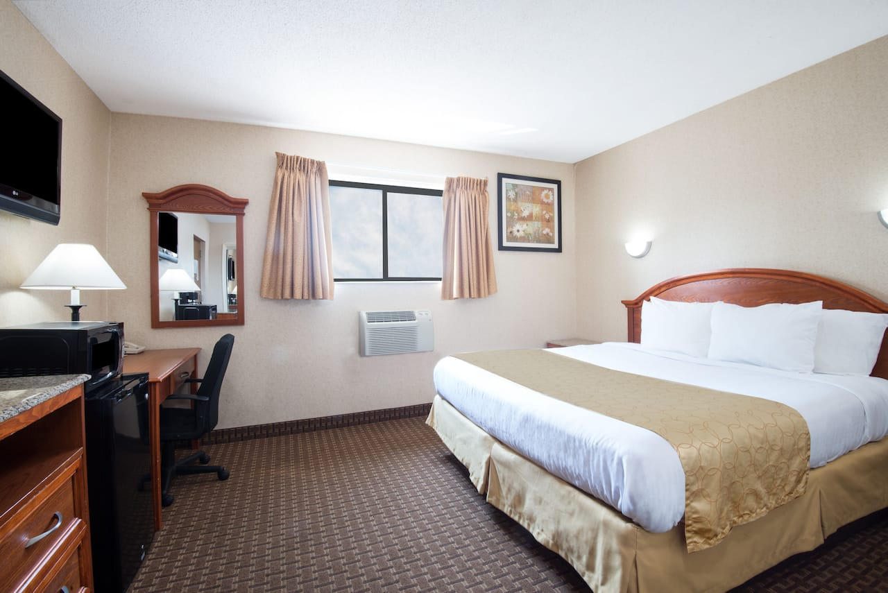at the Days Inn Long Island/Copiague in Copiague, New York