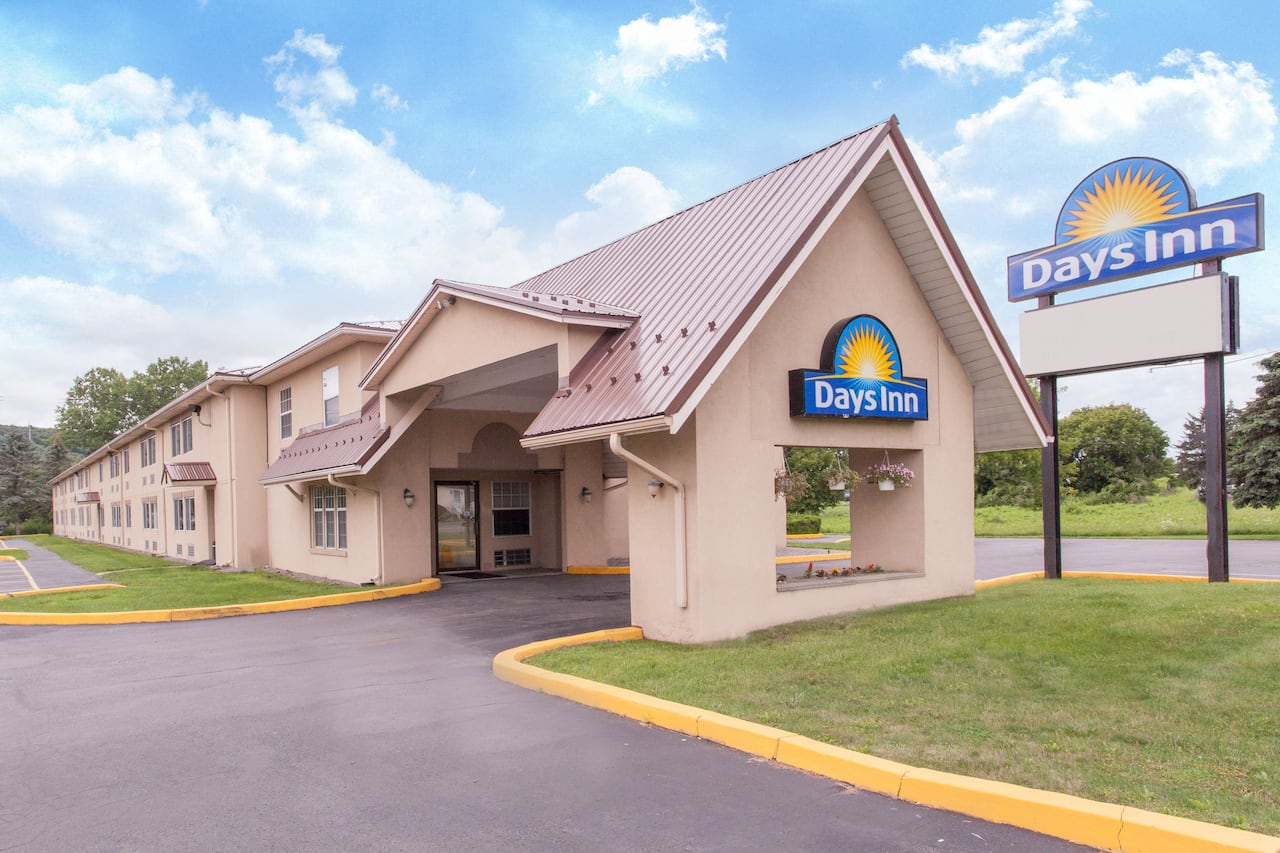 at the Days Inn Cortland / McGraw in McGraw, New York