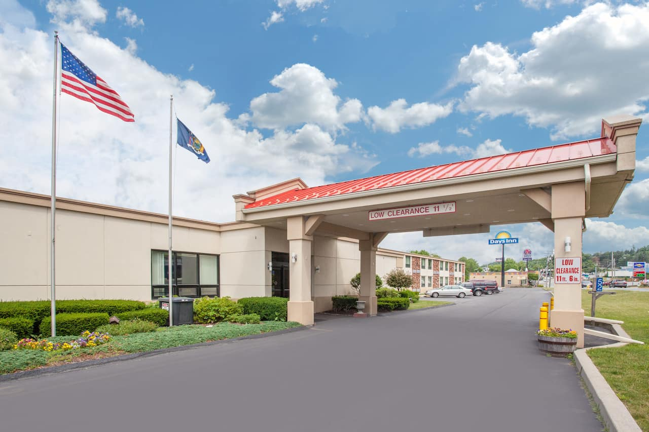 Days Inn Liberty in Wurtsboro, New York