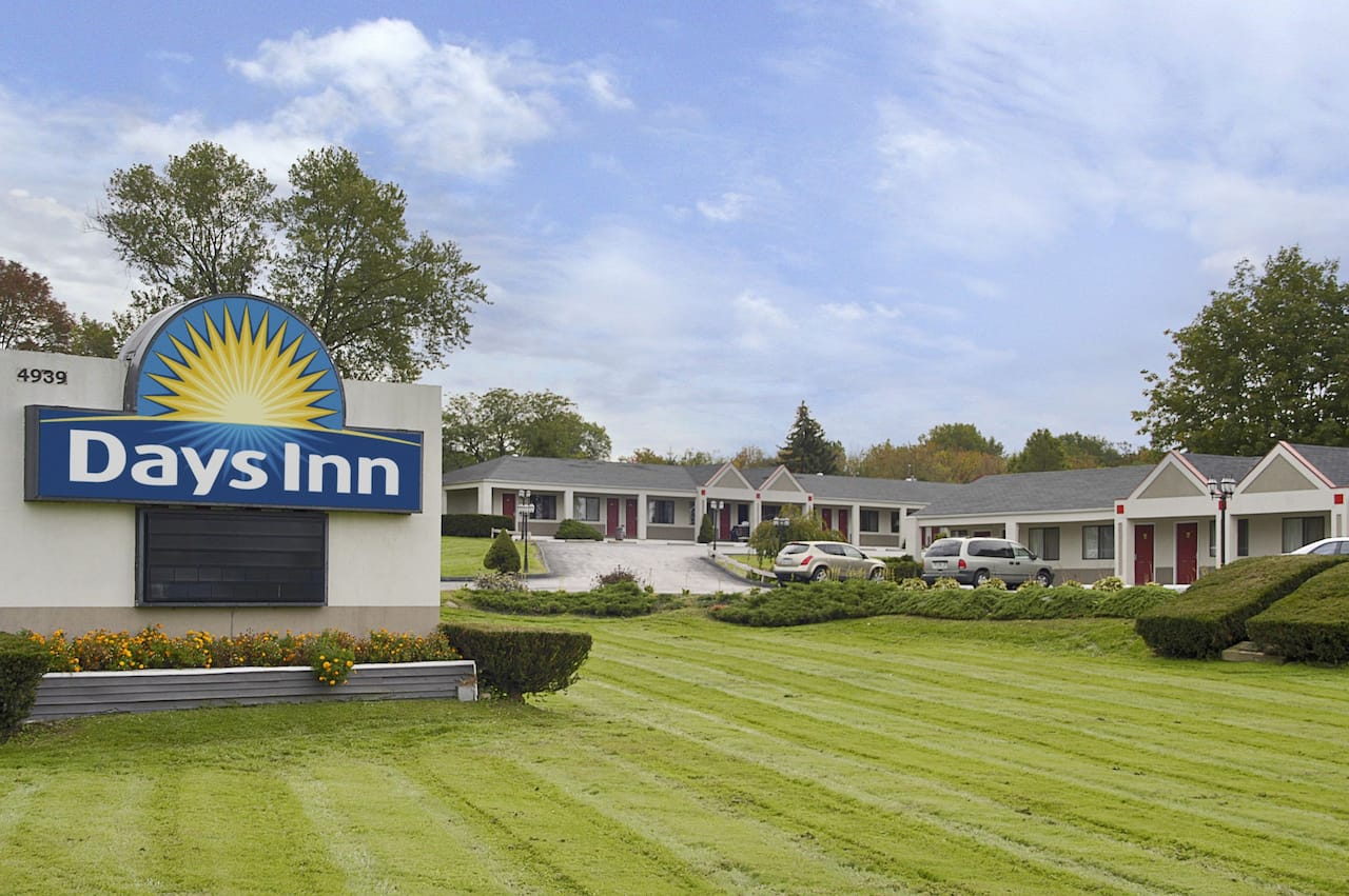Days Inn Middletown in Wurtsboro, New York