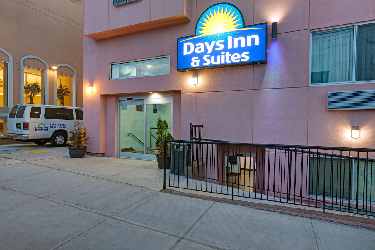 Days Inn & Suites Ozone Park/JFK Airport in Rego Park, New York