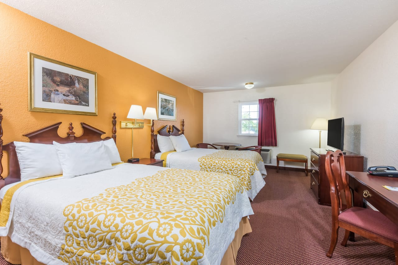 at the Days Inn Amherst in Amherst, Ohio