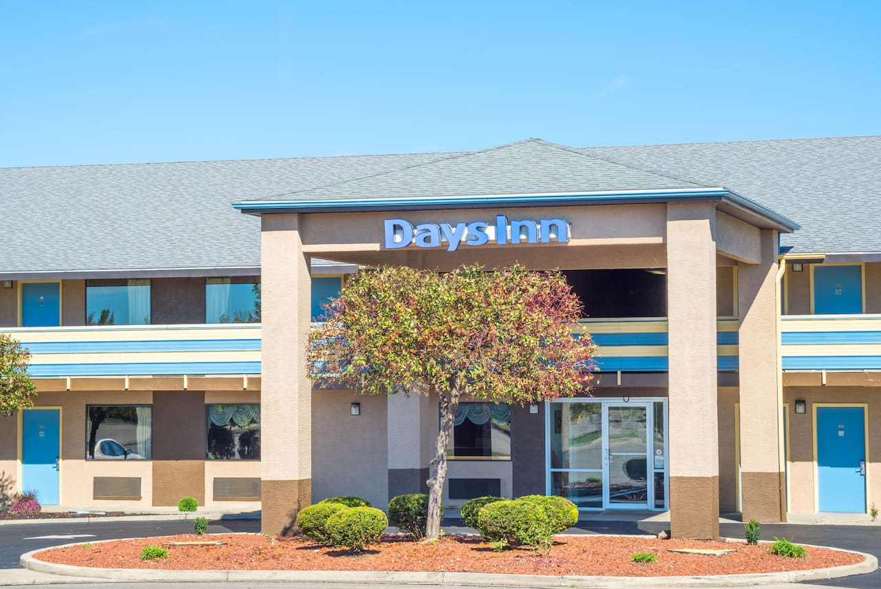 Days Inn Dayton Huber Heights Northeast in Fairborn, Ohio