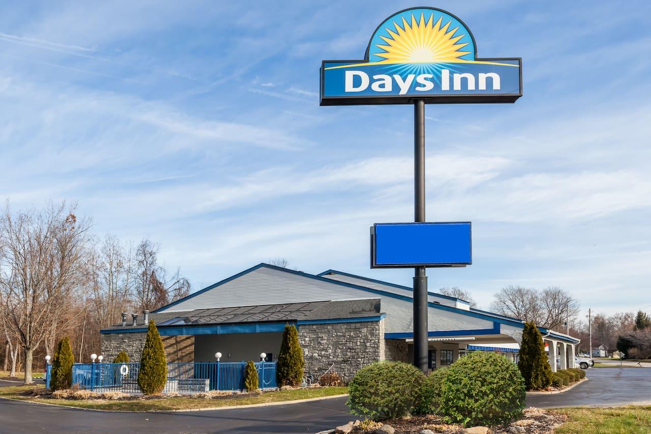 Days Inn Kent - Akron in Mogadore, Ohio