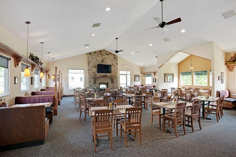 Days Inn Lisbon Restaurant In Ohio