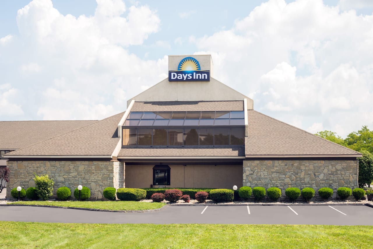 Days Inn Maumee/Toledo in Maumee, Ohio