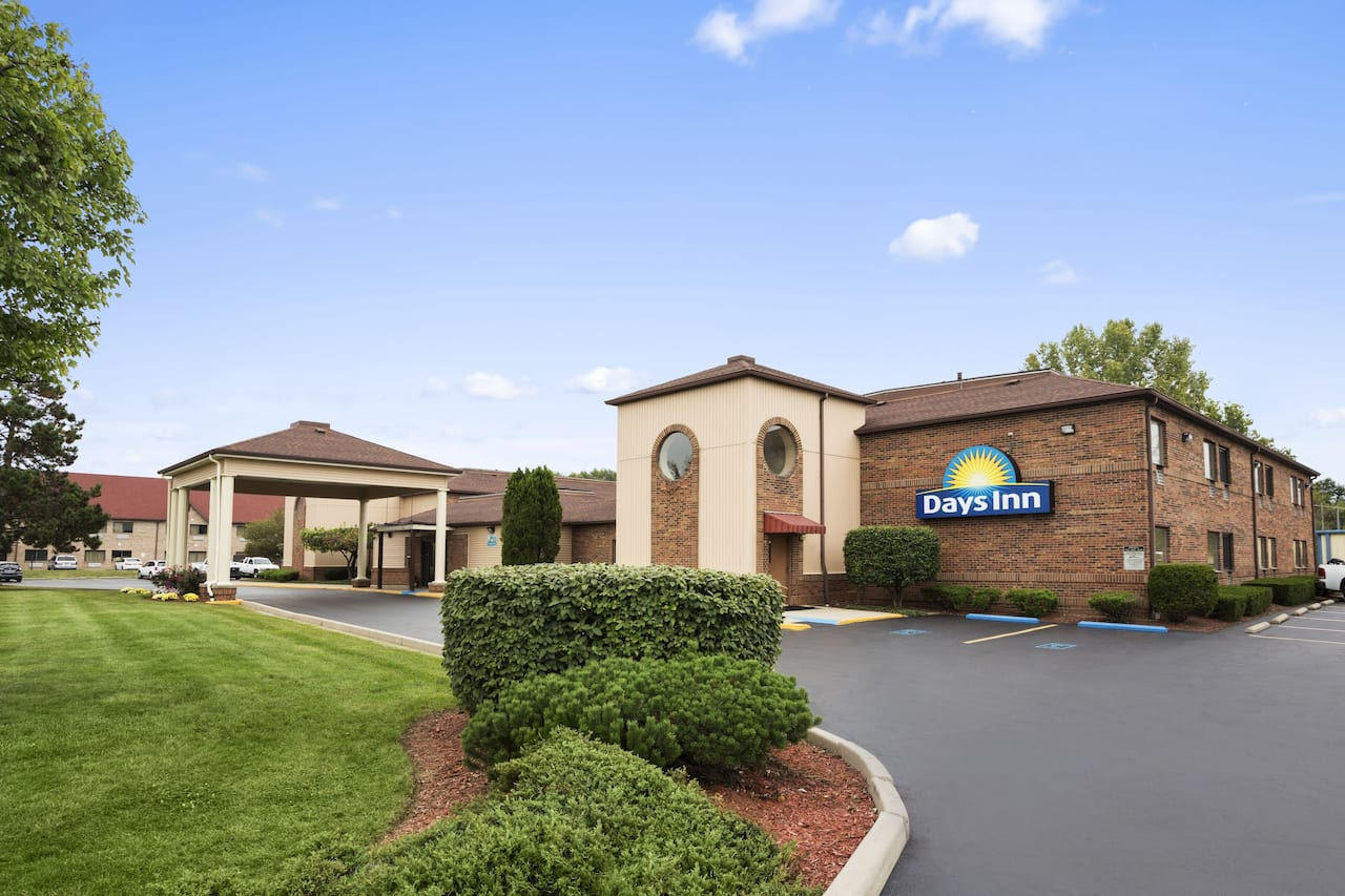 Days Inn Middletown in Dayton, Ohio