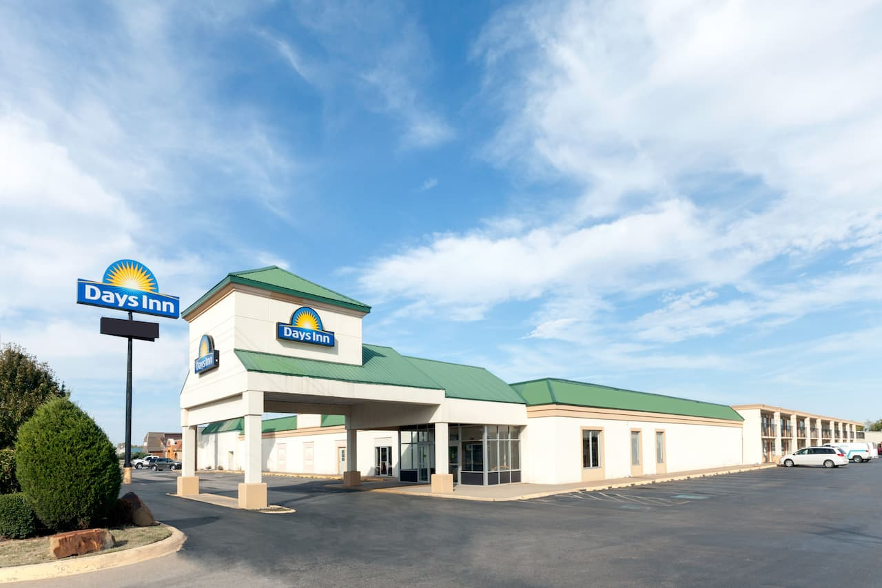 Days Inn Oklahoma City South in Midwest City, Oklahoma