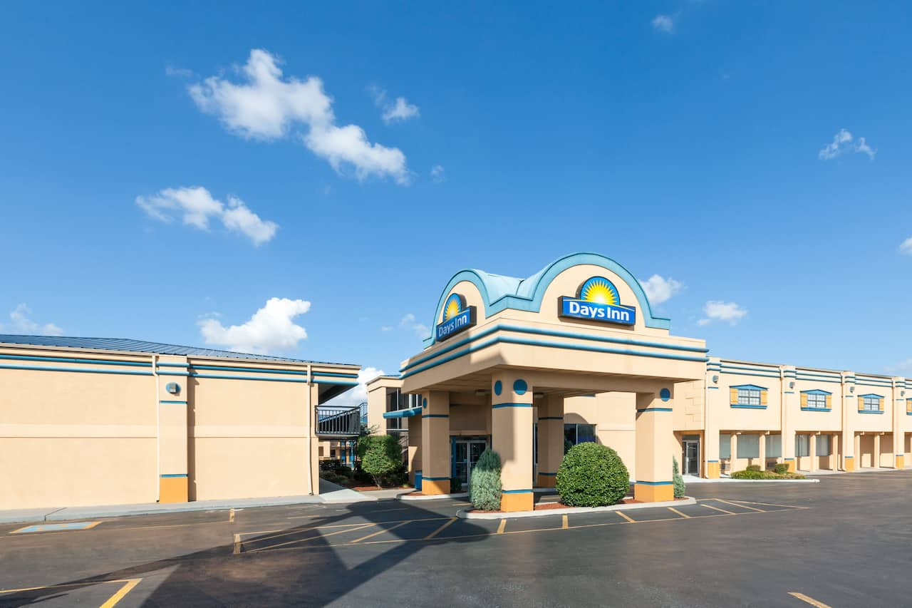Days Inn Oklahoma City Fairground in  Midwest City,  Oklahoma