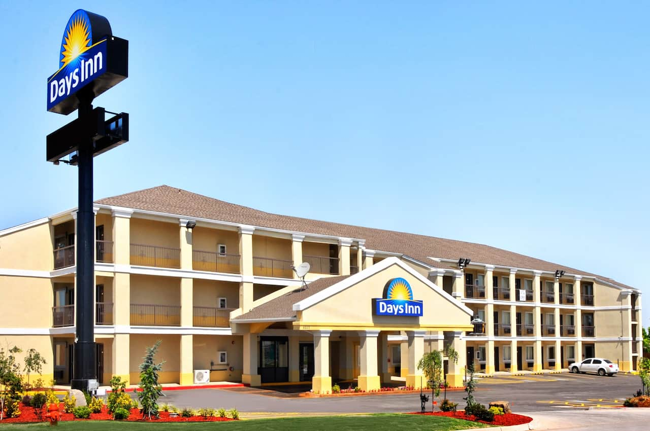 Days Inn Oklahoma City/Moore in Midwest City, Oklahoma