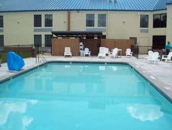 at the Days Inn & Suites Tahlequah in Tahlequah, Oklahoma