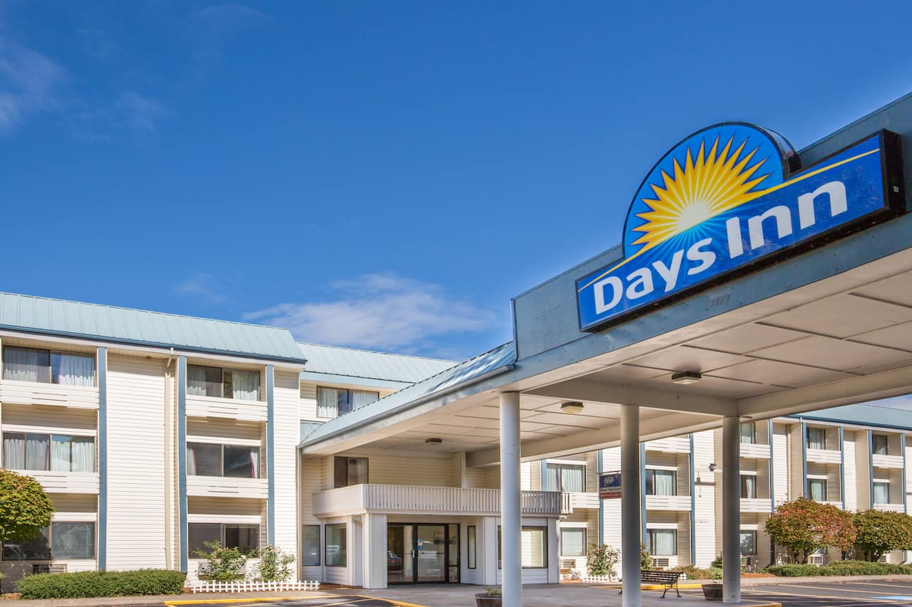 Days Inn Corvallis In Albany Oregon