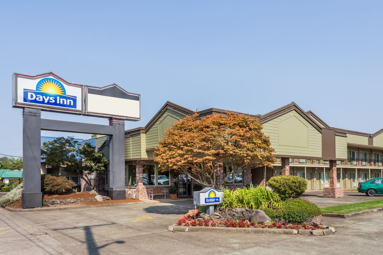 Days Inn Eugene Downtown/University in Halsey, Oregon