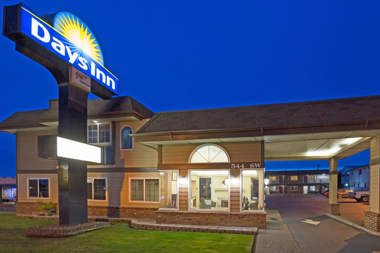 Days Inn Newport OR in  Newport,  Oregon