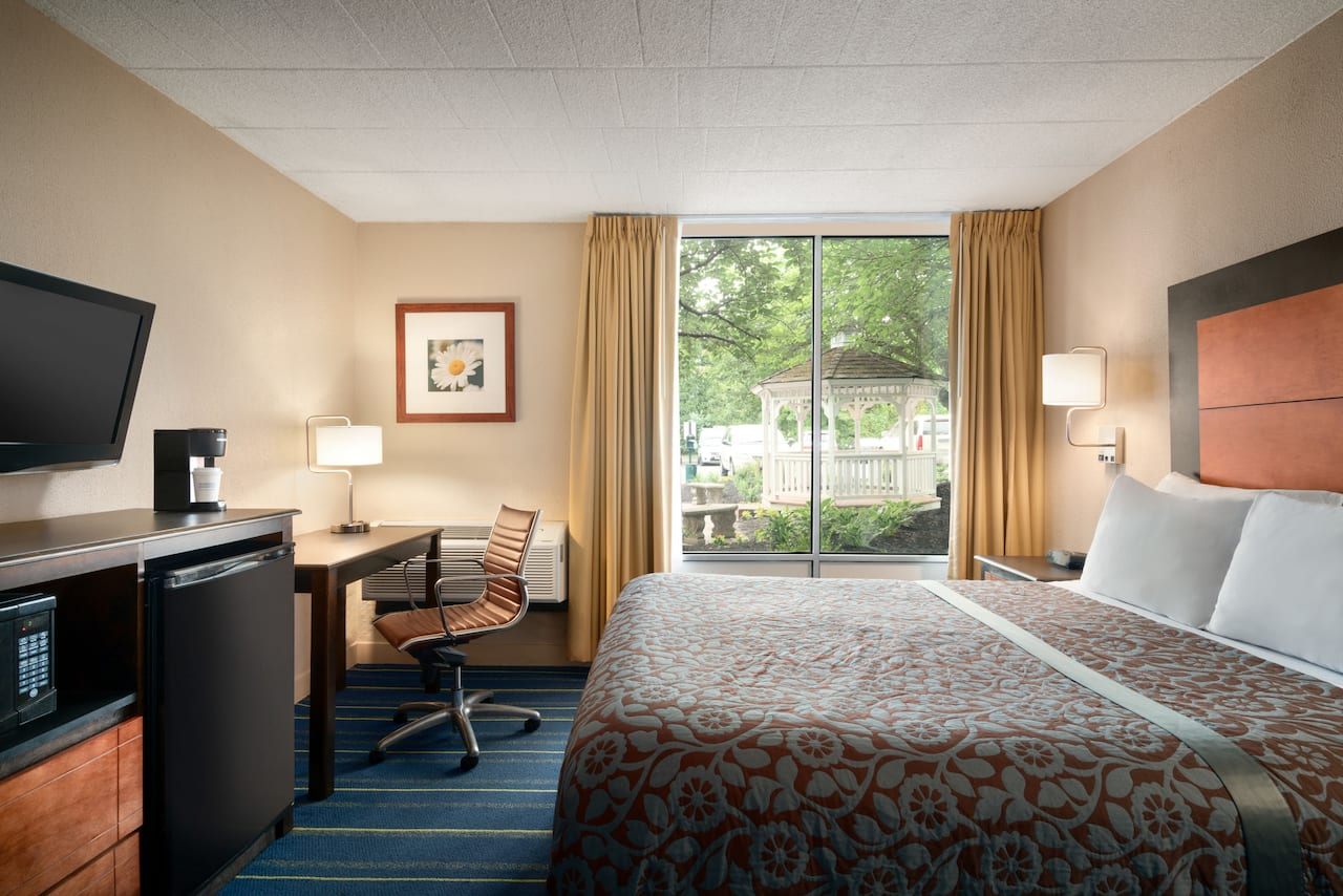 Days Hotel Allentown Airport / Lehigh Valley in Easton, Pennsylvania