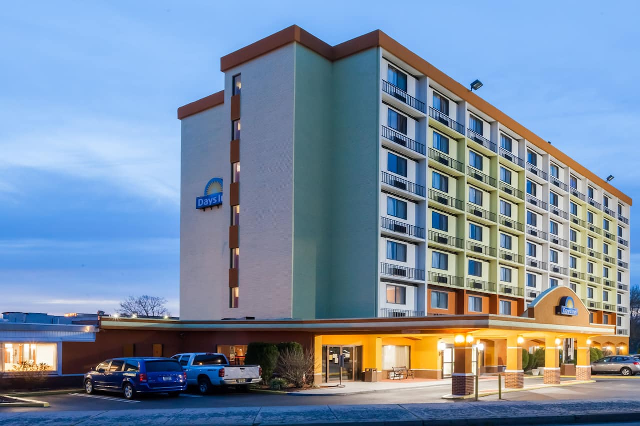 Days Inn Chester Philadelphia Airport in Springfield, Pennsylvania