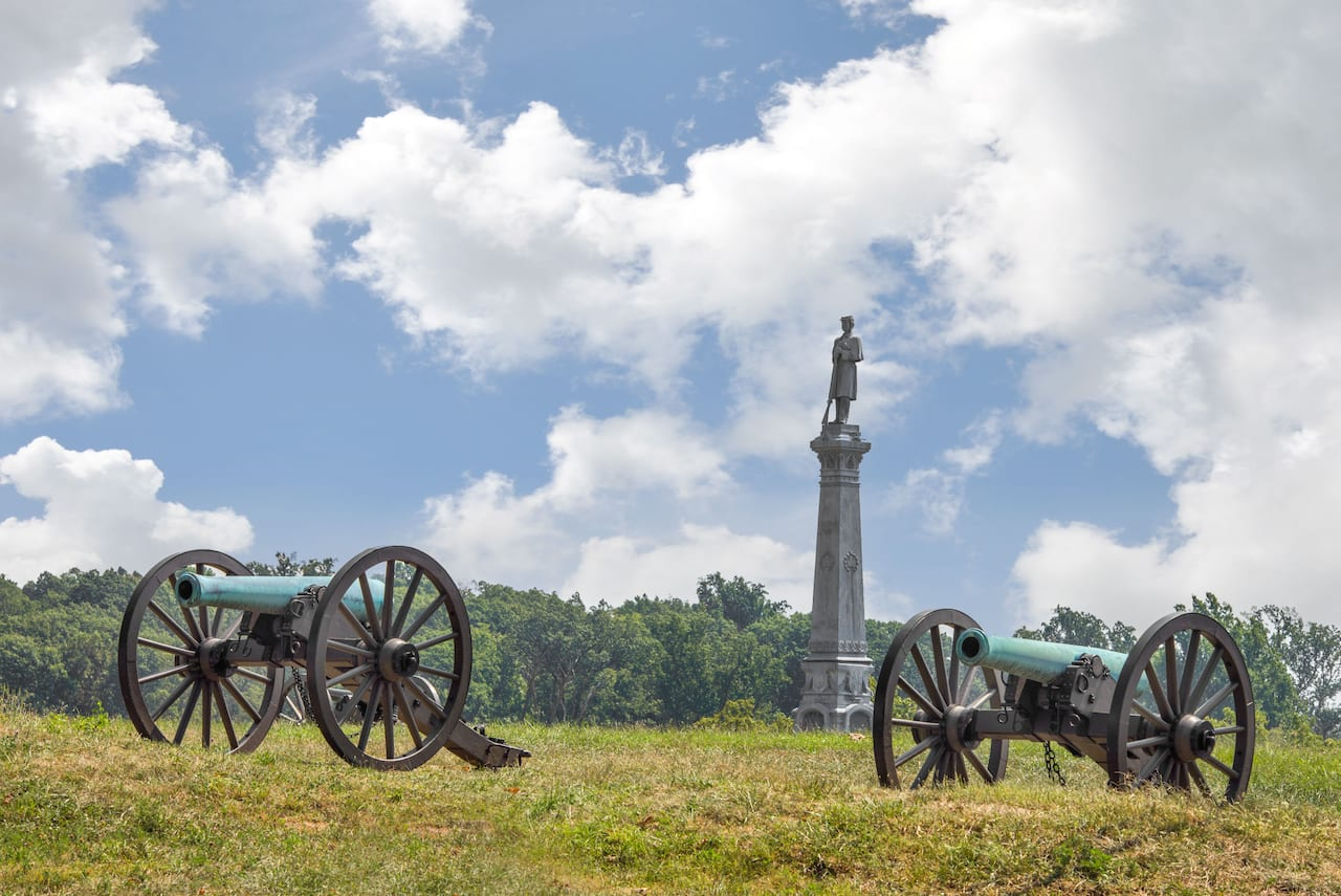 at the Days Inn Gettysburg in Gettysburg, Pennsylvania