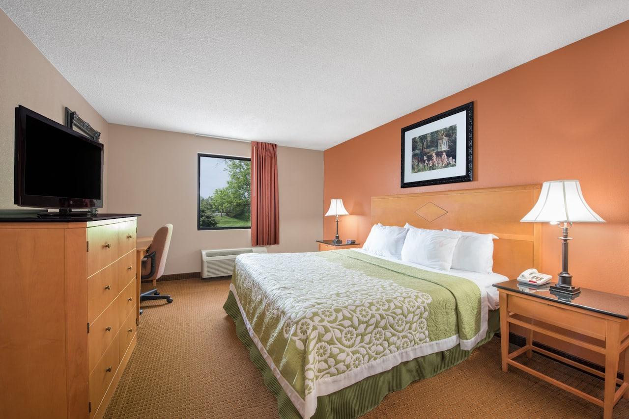 at the Days Inn & Suites Lancaster in Lancaster, Pennsylvania
