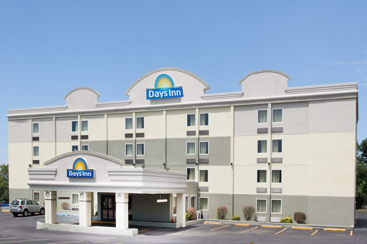 Days Inn Wilkes Barre in Dallas, Pennsylvania