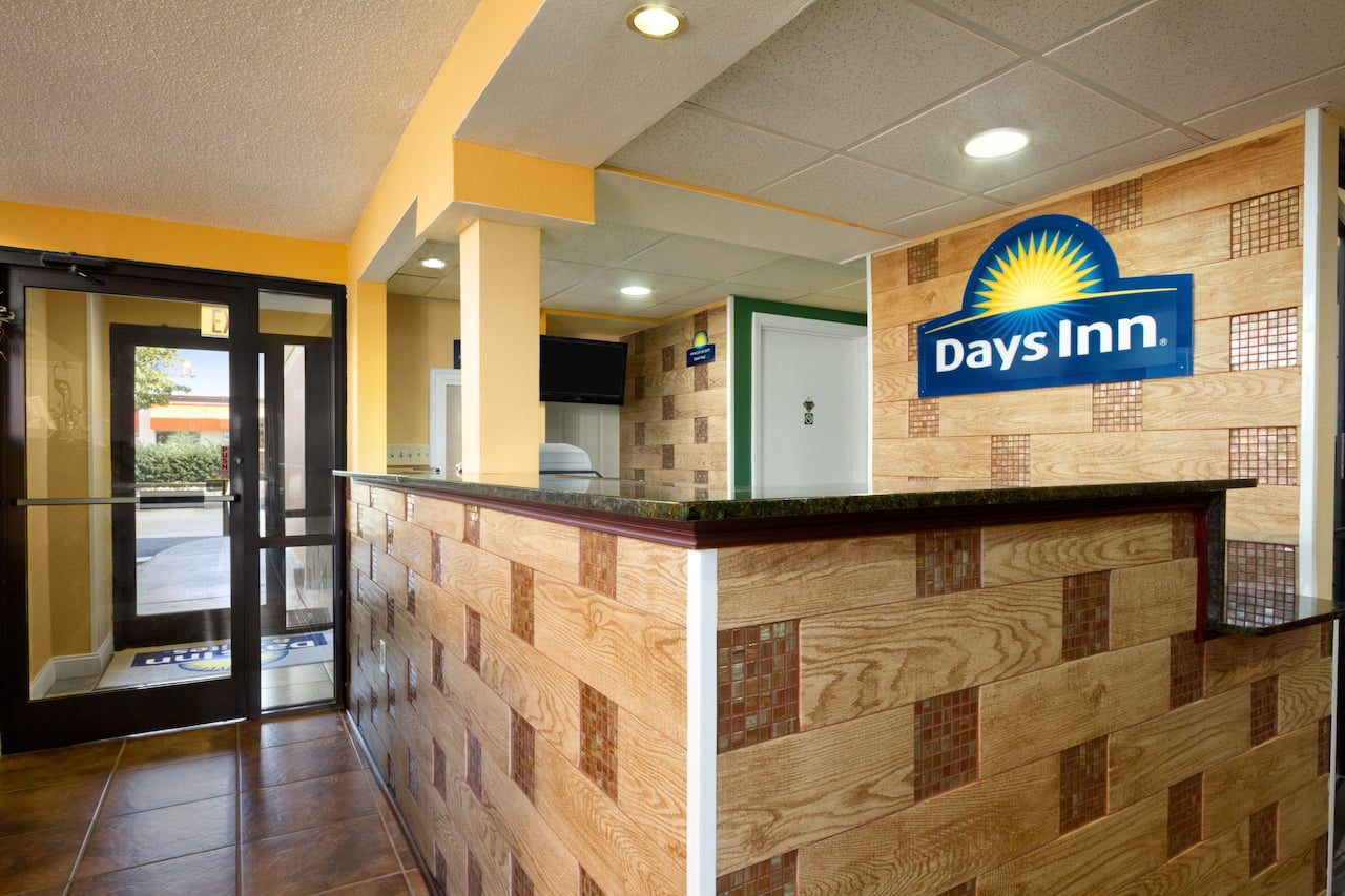 at the Days Inn & Suites Duncan/Spartanburg in Duncan, South Carolina