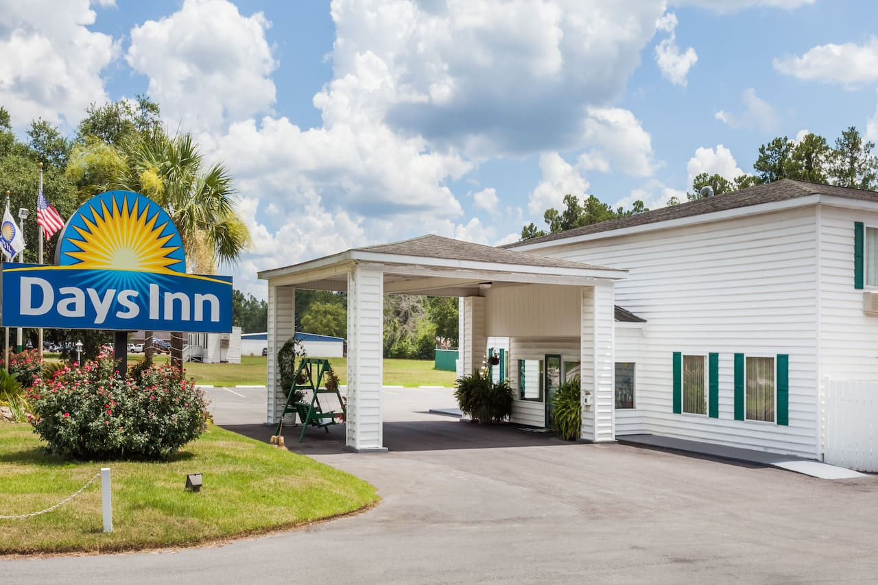 Days Inn Hampton in Hampton, South Carolina