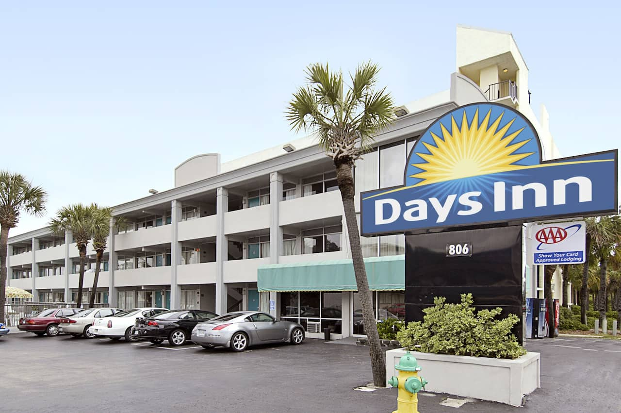 Days Inn Myrtle Beach-Grand Strand in Little River, South Carolina