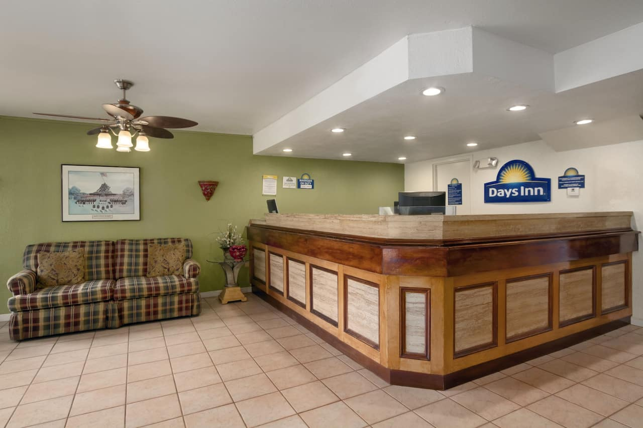 Days Inn Port Royal/near Parris Island in Ridgeland, South Carolina