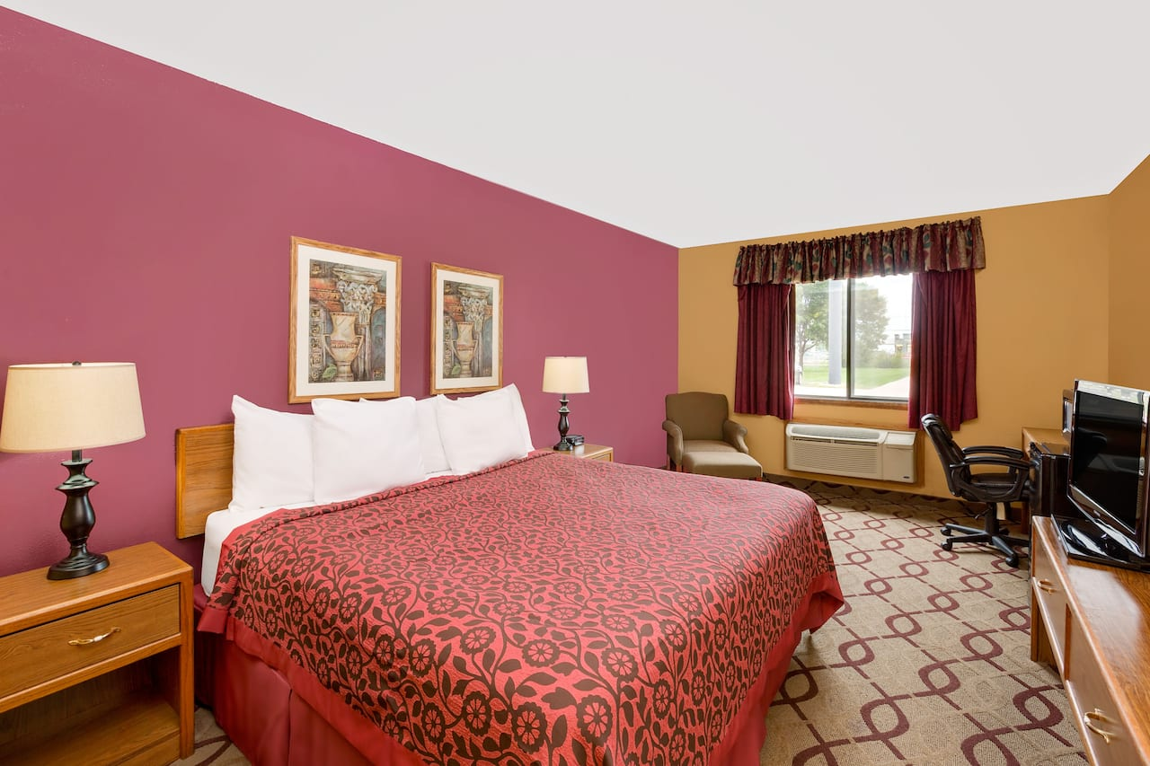 at the Days Inn North Sioux City in North Sioux City, South Dakota